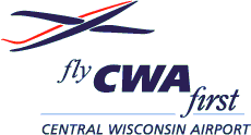Central Wisconsin Airport  logo