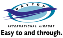 Dayton International Airport logo