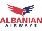 Albanian Airways logo