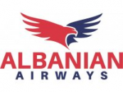 Albanian Airways logo