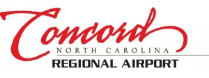 Concord - Charlotte Regional Airport logo
