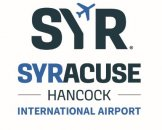 Syracuse Hancock International Airport logo