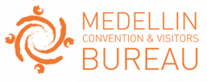 Medellin Conventions and Visitors Bureau  logo