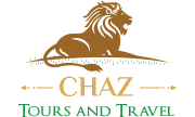 Chaz Tours and Travel logo