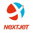 Nextjet logo