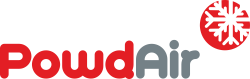 PowdAir logo