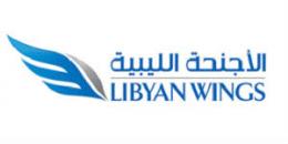 Libyan Wings logo