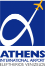 Athens International Airport S.A. - Eleftherios Venizelos logo