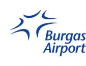 Burgas Airport logo