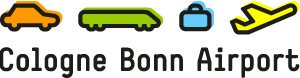 Cologne Bonn Airport logo