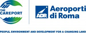 Rome FCO Airport logo