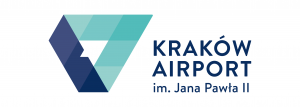 Krakow Airport - Host of Routes Europe 2016 logo
