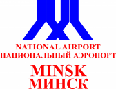 Minsk National Airport   logo