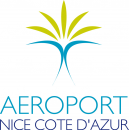 Nice Cote d'Azur Airport logo