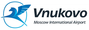 Moscow Vnukovo International Airport logo