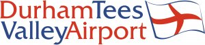 Durham Tees Valley Airport logo