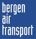 Bergen Air Transport As logo