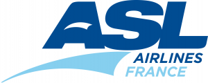 ASL Airlines France logo