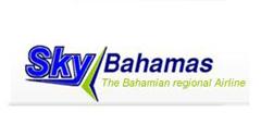 Sky Bahamas logo