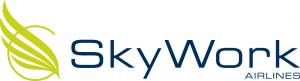 SkyWork Airlines logo