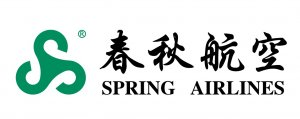 Spring Airlines Co. Ltd logo