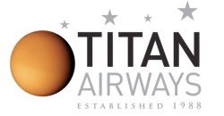 Titan Airways Ltd logo