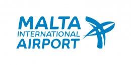 Malta International Airport logo