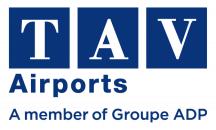 Izmir Adnan Menderes International Airport (ADB)  logo