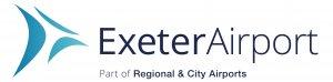 Exeter International Airport logo