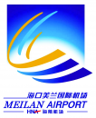 Hainan Meilan International Airport logo
