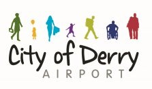 City of Derry Airport  logo