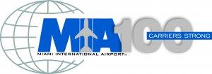 Miami International Airport (MIA) logo