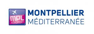 Montpellier Mediterranee Airport logo