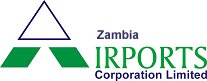 Simon Mwansa Kapwepwe International Airport logo