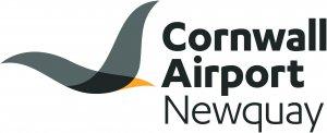 Newquay Cornwall Airport logo