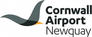 Cornwall Airport Newquay logo