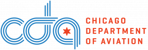 Chicago Department of Aviation logo
