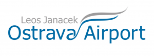 Ostrava Airport logo