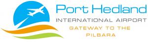 Port Hedland International Airport logo