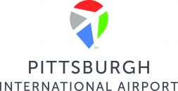 Pittsburgh International Airport logo