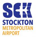 Stockton Metropolitan Airport logo