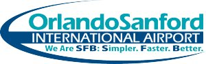 Orlando Sanford International Airport (SFB) logo
