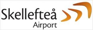 Skellefteå Airport Swedish Lapland logo