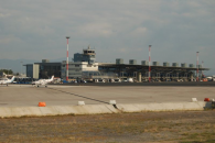 Thessaloniki International Airport logo