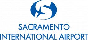 Sacramento International Airport logo