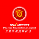 Sanya Phoenix International Airport logo