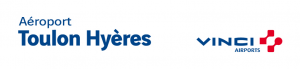 Toulon-Hyères International Airport logo