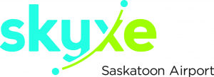 Skyxe Saskatoon Airport logo
