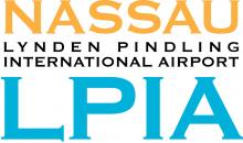 Lynden Pindling International Airport, Nassau, The Bahamas logo