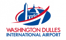 Washington Dulles International Airport logo
